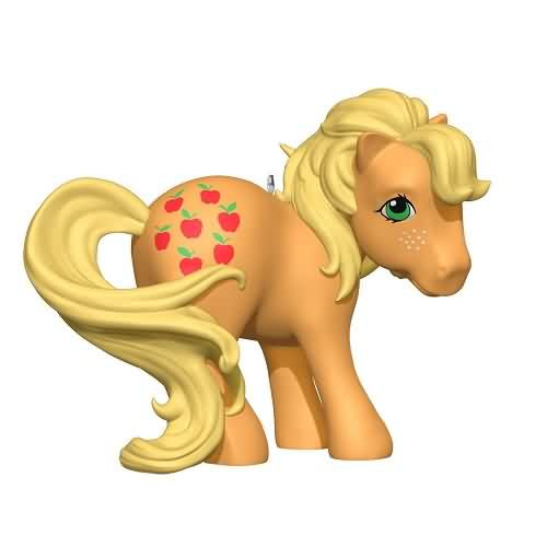 2020 My Little Pony - Applejack Hallmark ornament (QXI2281)