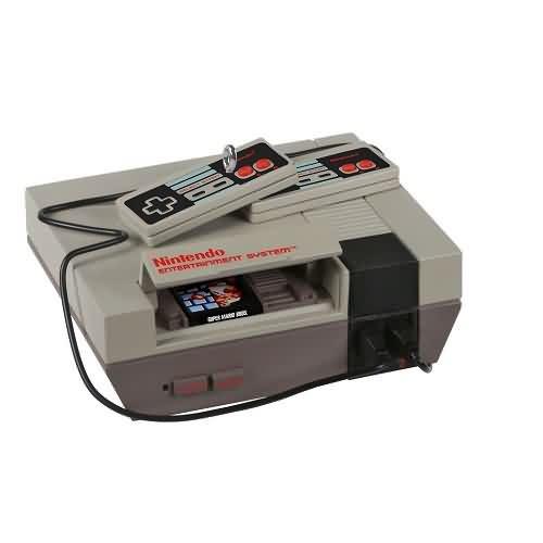 2020 Nintendo - NES Console Hallmark ornament (QXI2514)