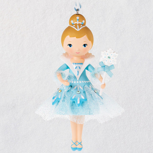 2020 Nutcracker Sweet Series #2 - Snow Queen - Club (QXC5518)