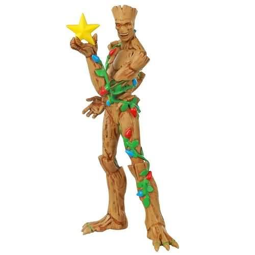 2020 O Christmas Groot Hallmark ornament (QXI6124)