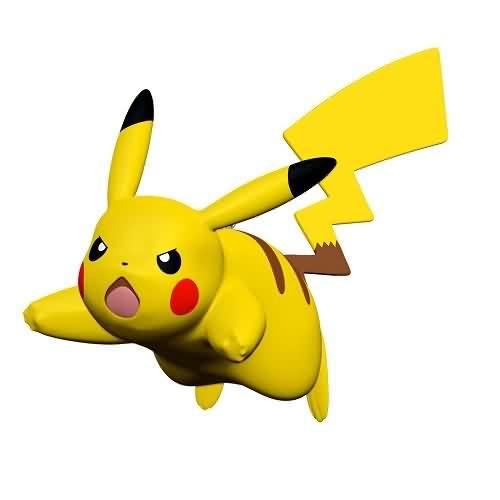 2020 Pokemon - Pikachu Hallmark ornament (QXI2531)