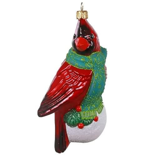 2020 Regal Red Bird Hallmark ornament (QK1421)