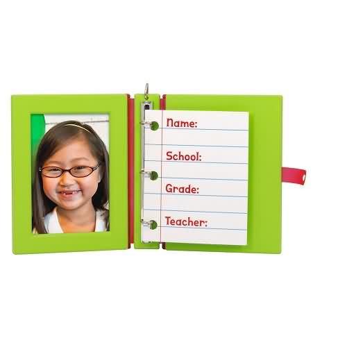 2020 School Memories Hallmark ornament (QGO1804)