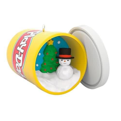2020 Snow Much Play Doh Hallmark ornament (QXI2274)