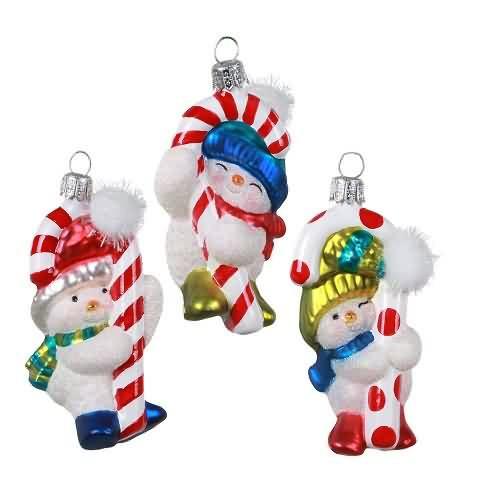 2020 Snowman Trio Hallmark ornament (QK1424)