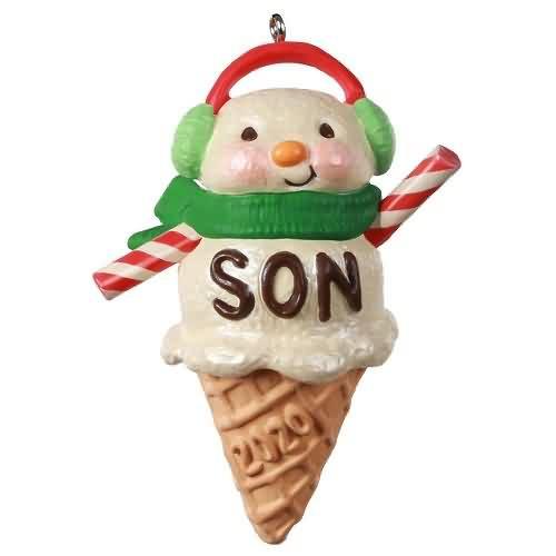 2020 Sons are Sweet Hallmark ornament (QGO1684)