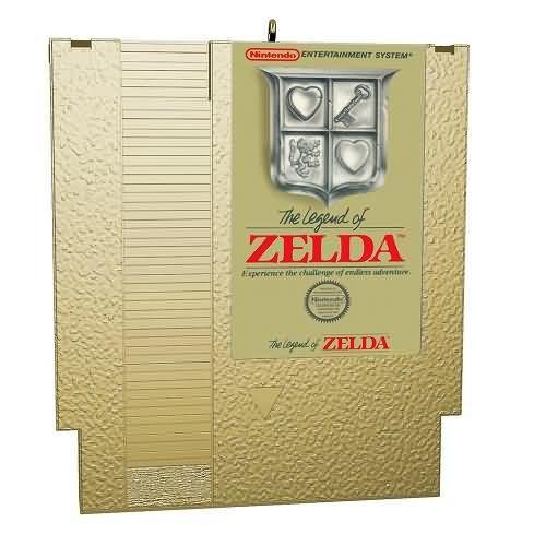 2020 The Legend of Zelda Hallmark ornament (QXI2521)