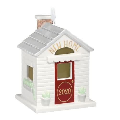 2020 Welcome Home Hallmark ornament (QHX4071)