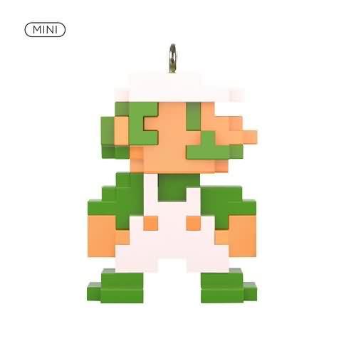 2020 8-Bit Luigi Hallmark ornament (QXM8214)