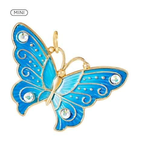 2020 Bitty Butterfly Hallmark ornament (QXM8331)