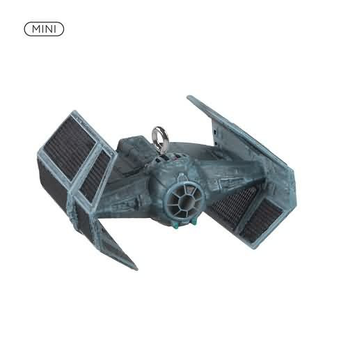 2020 Darth Vader's Tie Fighter Hallmark ornament (QXM8241)