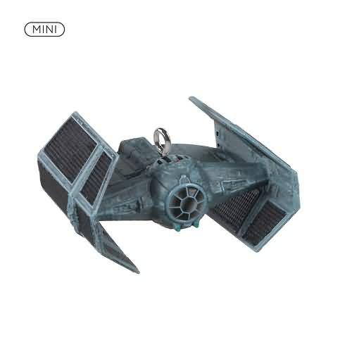 2020 Darth Vader's Tie Fighter Hallmark ornament (QXM8241)