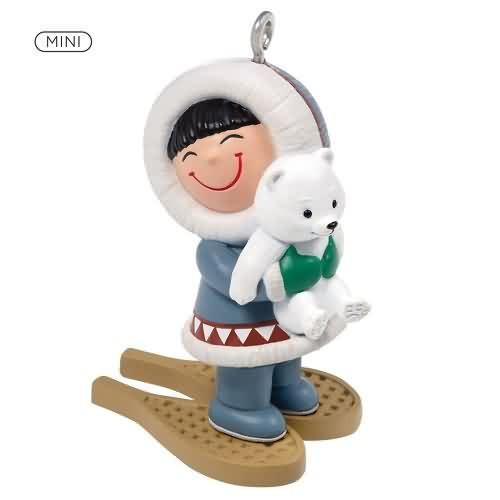2020 Frosty Lil' Friends Hallmark ornament (QXM8291)