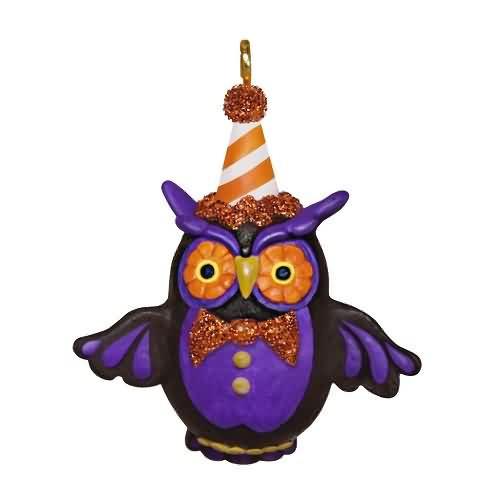2020 Halloween - Lil' Hoot Hallmark ornament (QFO5264)
