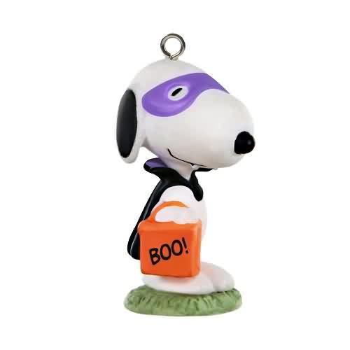 2020 Halloween - Vampire Snoopy Hallmark ornament (QFO5254)