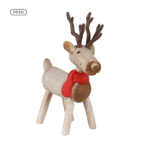 2020 Lil' Birch Reindeer Hallmark ornament (QXM8294)