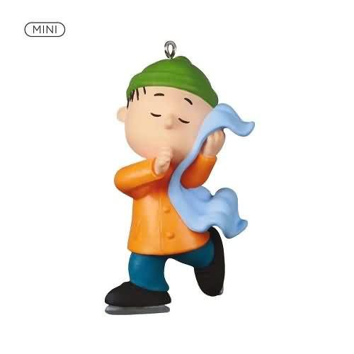 2020 Peanuts Gang - Linus Hallmark ornament (QXM8264)