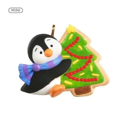 2020 Petite Penguins #5 - A Christmas Cookie Hallmark ornament (QXM8271)