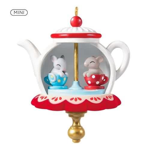 2020 Tea Party Twirl-About Hallmark ornament (QXM8321)