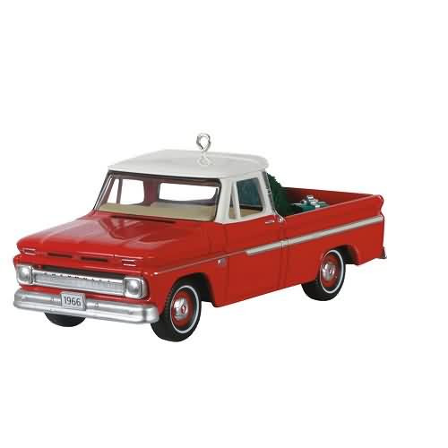 2020 All American Truck #26 - 1966 Chevrolet C-10 Pickup (QXR9241)