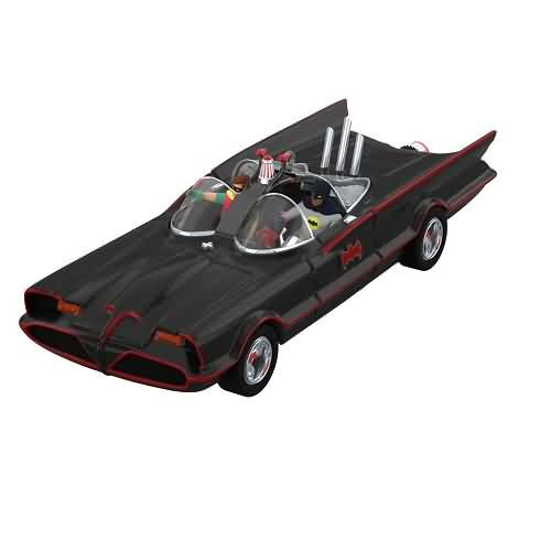 2020 Batmobile Hallmark ornament (QXI2441)