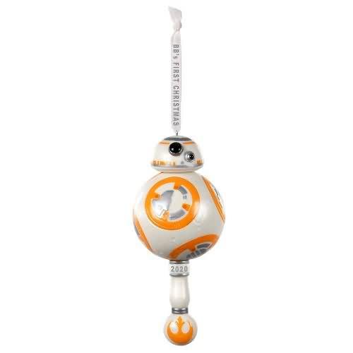 2020 BB's First Christmas - Star Wars Hallmark ornament (QXI6054)