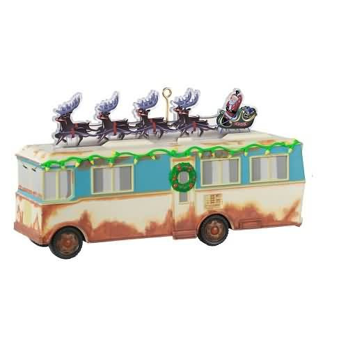 2020 Christmas Vacation - That's an RV Hallmark ornament (QXI2394)