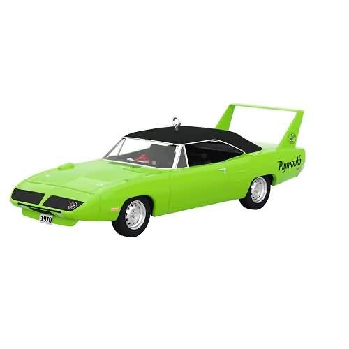 2020 Classic Car #30 - 1970 Plymouth Superbird Hallmark ornament (QXR9231)