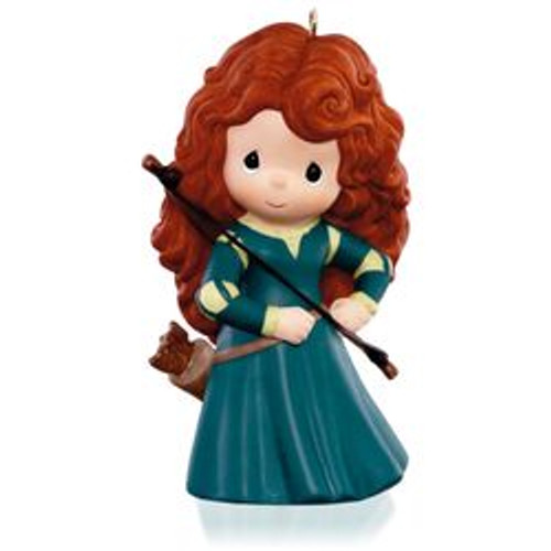 2015 Disney - Precious Moments - Princess Merida