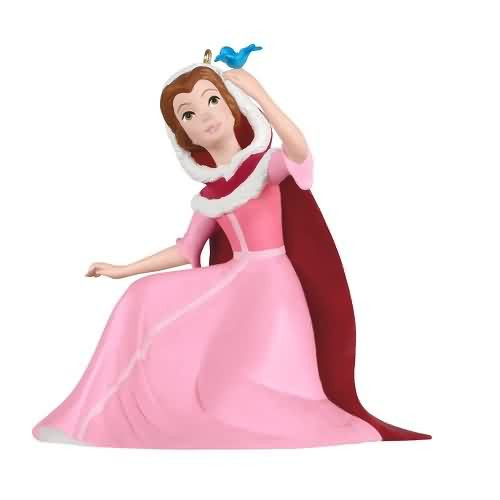 2020 Disney - Beauty and the Beast - Something There Hallmark ornament (QXD6544)