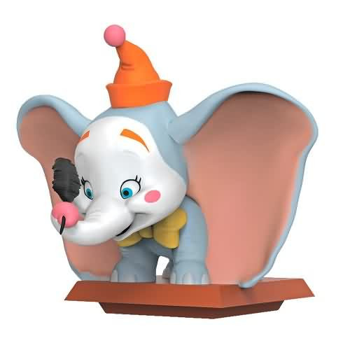 2020 Disney - Dumbo Takes Flight Hallmark ornament (QXD6404)