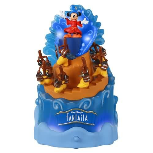 2020 Disney - Fantasia Hallmark ornament (QXD6611)