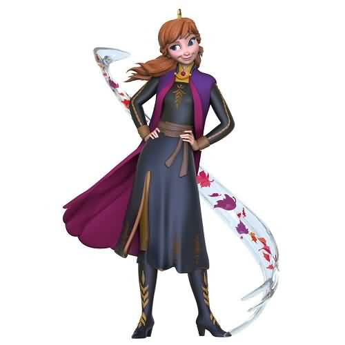 2020 Disney - Frozen 2 - Anna of Arendelle Hallmark ornament (QXD6531)
