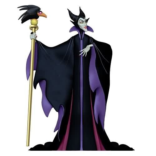 2020 Disney - Maleficent - Ltd Hallmark ornament (QXE3211)