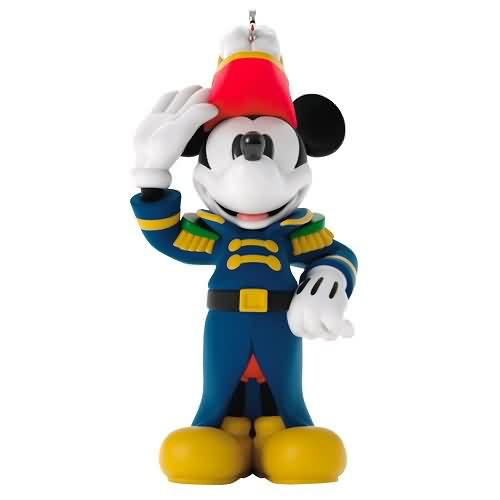 2020 Disney - Mickey Mouseterpieces #9 - Boat Builders Hallmark ornament (QXR9001)