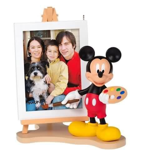 2020 Disney - Picture Perfect - Photo Hallmark ornament (QHX4101)