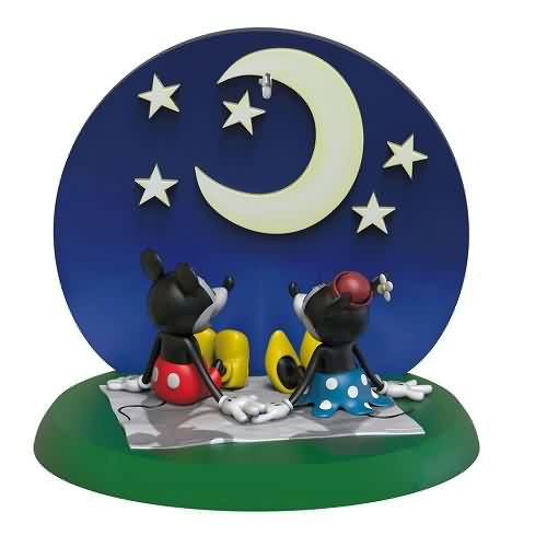 2020 Disney - Starry Eyed Sweethearts Hallmark ornament (QXD6461)