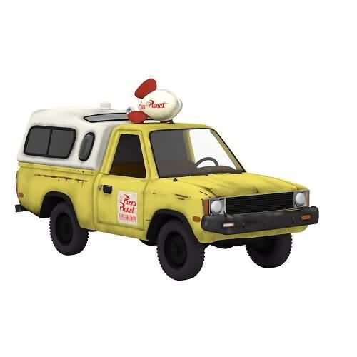 2020 Disney - Toy Story - Pizza Planet Truck Hallmark ornament (QXD6541)