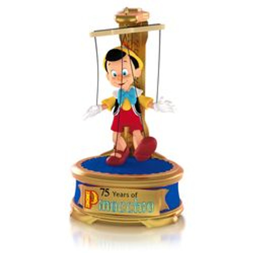 2015 Disney - Pinocchio 75th Anniversary
