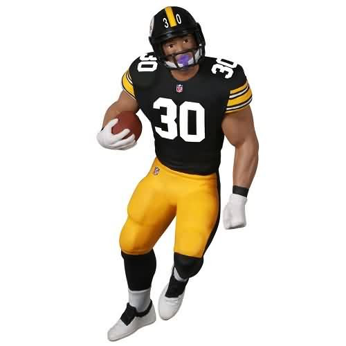 2020 Football - James Conner Pittsburgh Steelers Hallmark ornament (QXI2751)