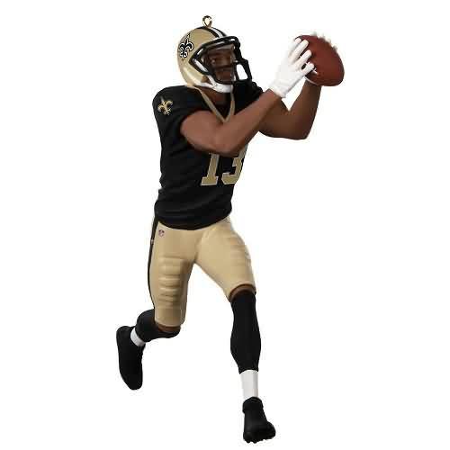 2020 Football - Michael Thomas New Orleans Saints Hallmark ornament (QXI2761)