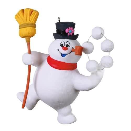 2020 Frosty the Snowman - Snow What Fun! (QXI2341)