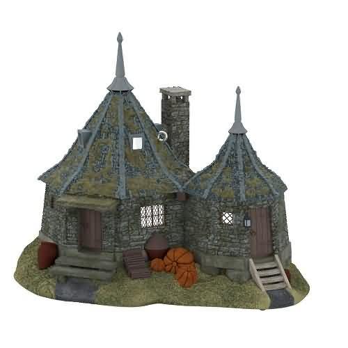 2020 Hagrid's Hut Hallmark ornament (QXI2424)