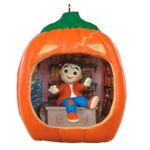 2020 Happy Halloween #8 Hallmark ornament (QFO5274)