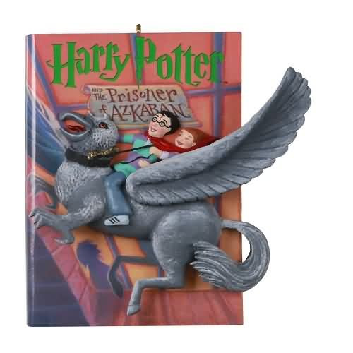 2020 Harry Potter and the Prisoner of Azkaban Hallmark ornament (QXI2324)