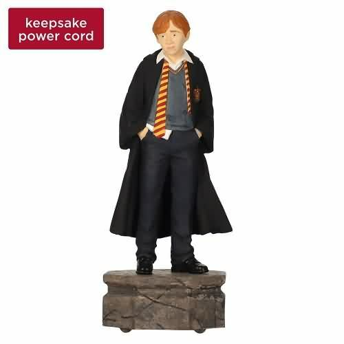 2020 Harry Potter Storyteller - Ron Weasley Hallmark ornament (QXI6231)
