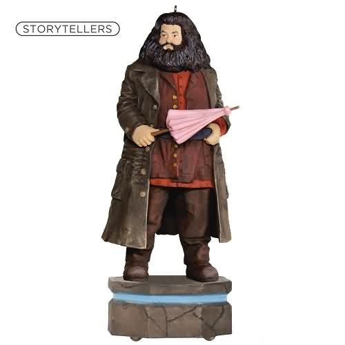2020 Harry Potter Storyteller - Rubeus Hagrid (QXI2304)