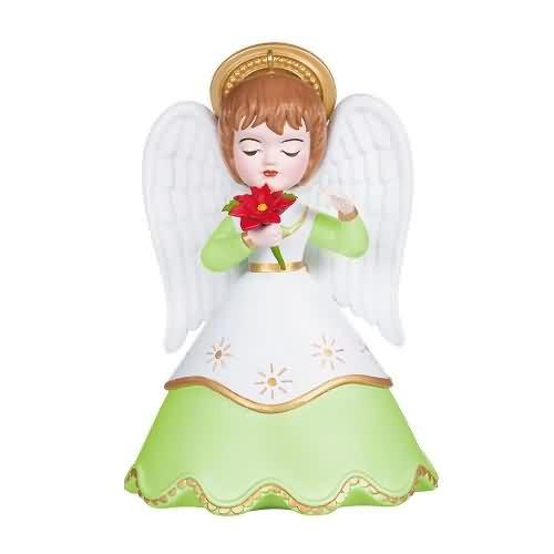 2020 Heirloom Angels #5 Hallmark ornament (QXR9221)
