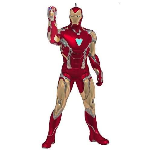 2020 Iron Man Hallmark ornament (QXI6114)