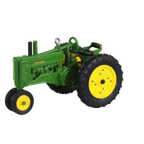 2020 John Deere Model A Tractor Hallmark ornament (QXI2474)